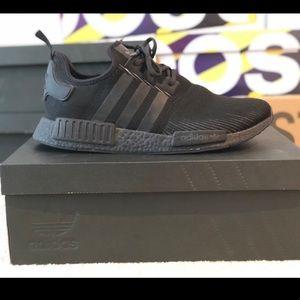 Adidas NMD's Triple Black Reflectiv